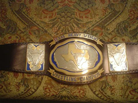 My Texas Belt Quot